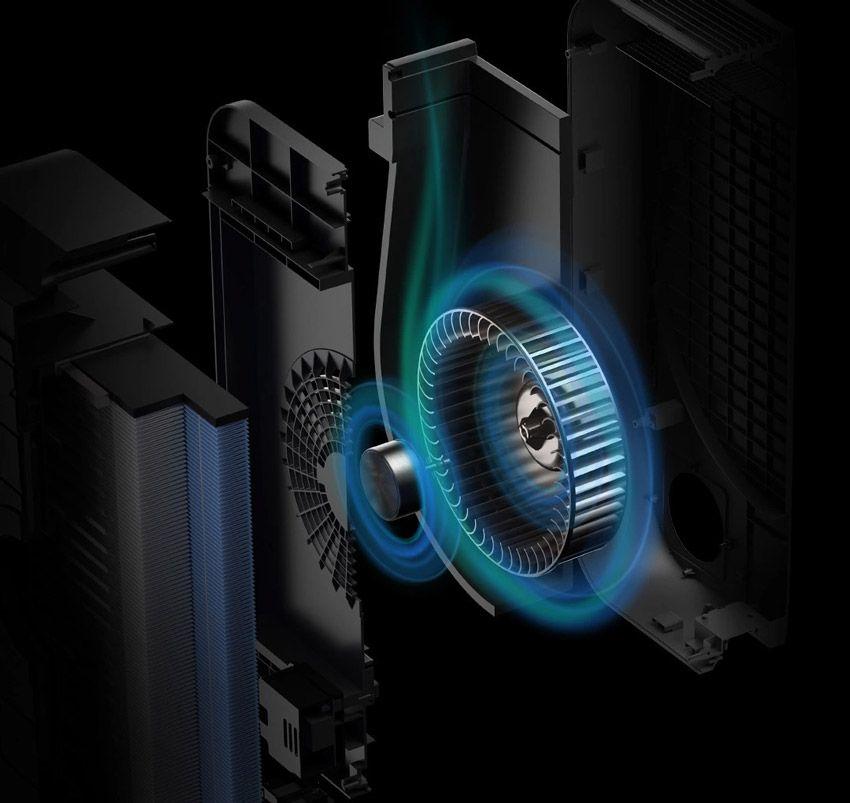 Состав воздухоочистителя SmartMI