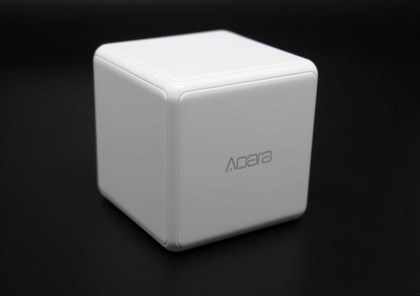 Кубик управления умным домом Xiaomi Aqara Cube