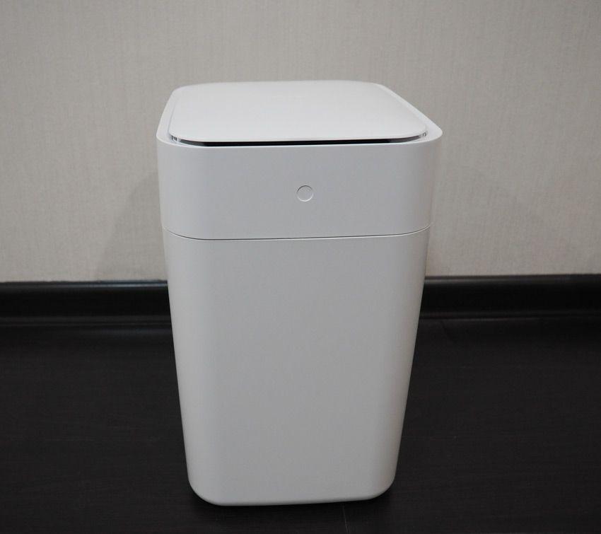 Помойное ведро Xiaomi Townew T1 лицевая сторона