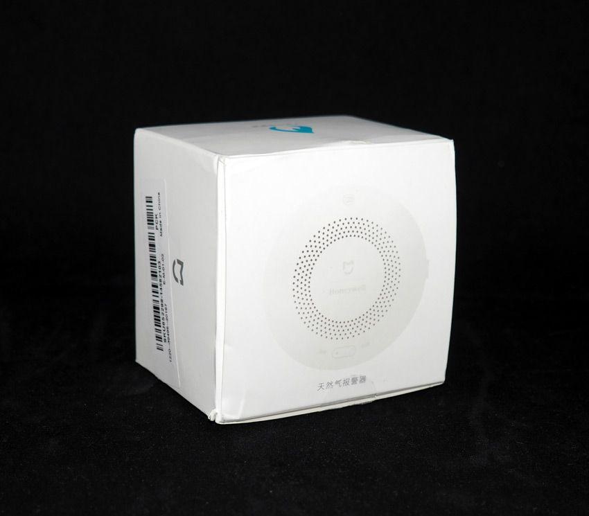 Коробка от датчика утечки газа Xiaomi