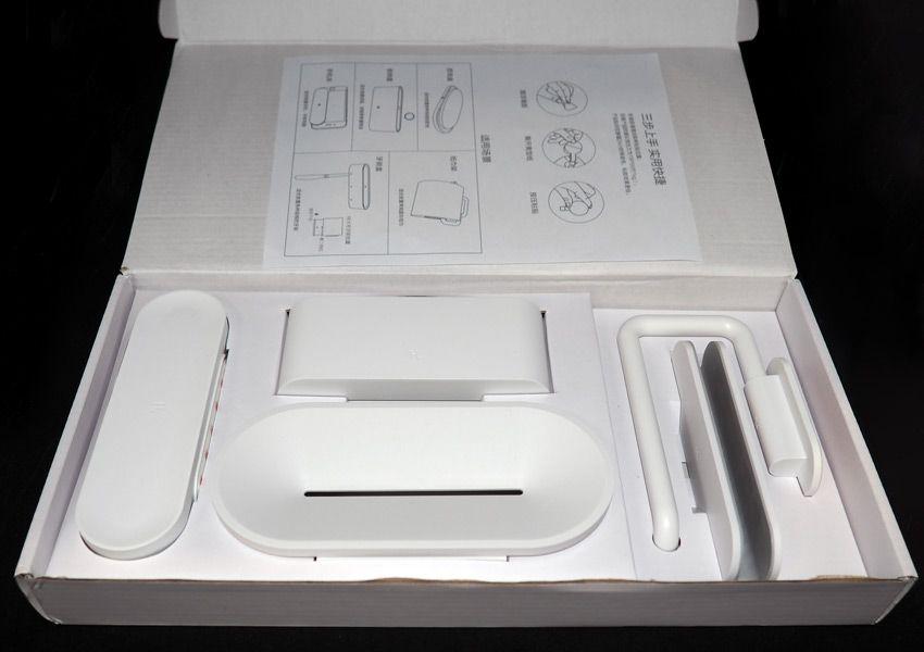 Что входит в состав комплекта для ванной комнаты Xiaomi