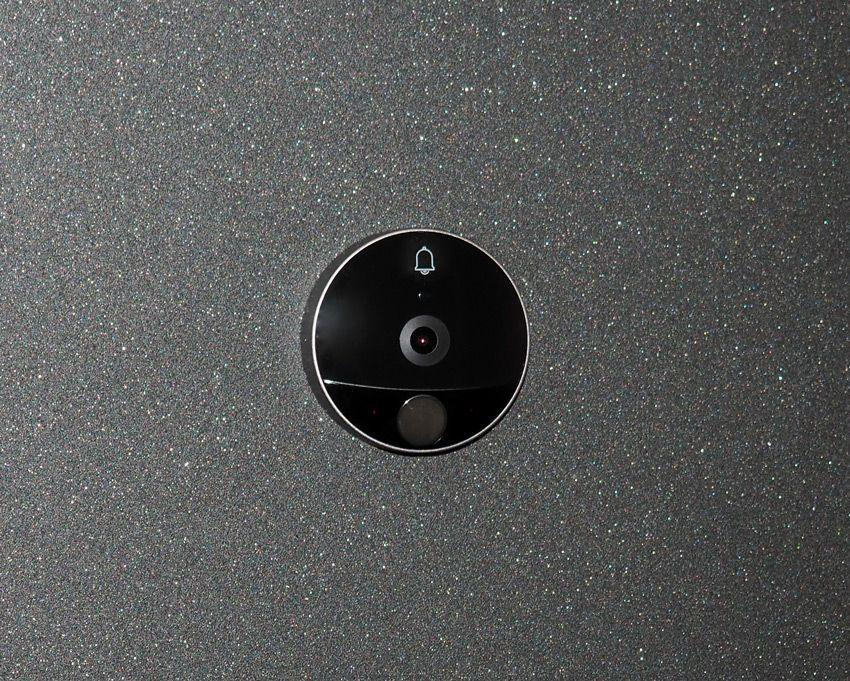 Видеоглазок Xiaomi smart Loock Caty