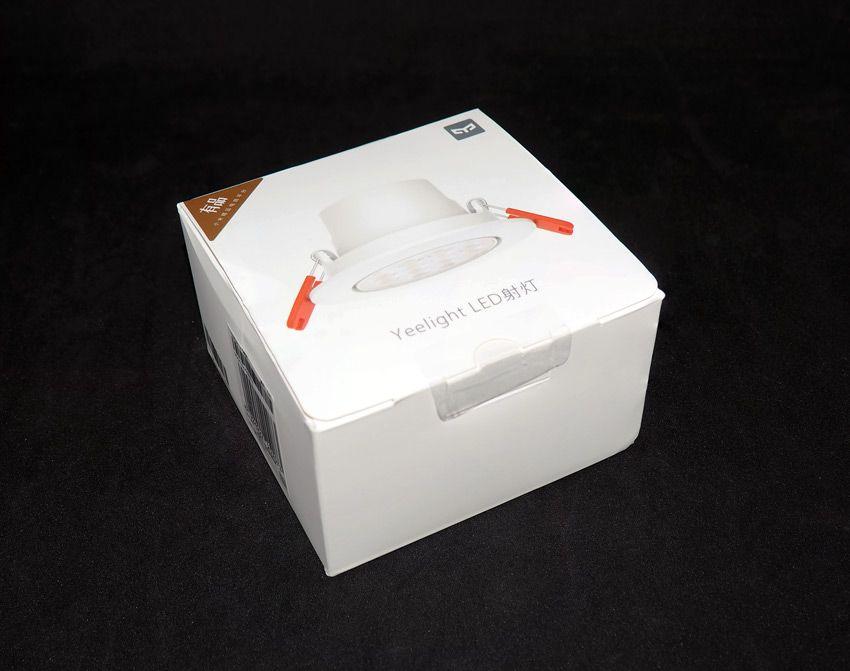Коробка очечного светильника Xiaomi
