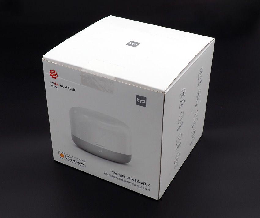 Коробка от прикроватной лампы Xiaomi