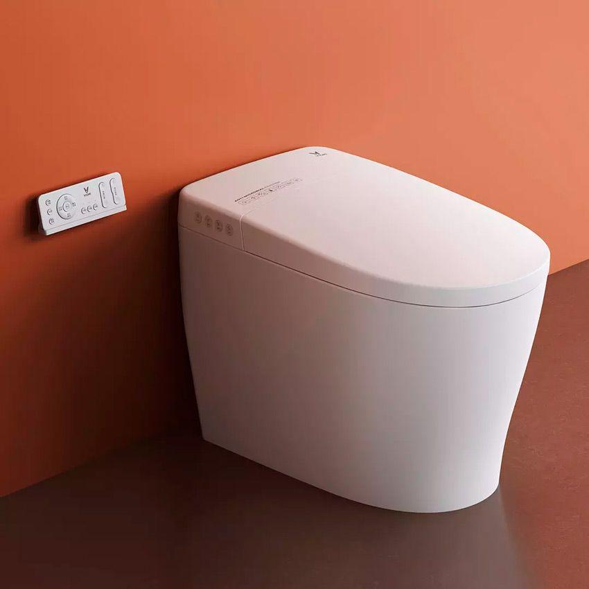 Умный туалет Xiaomi фото