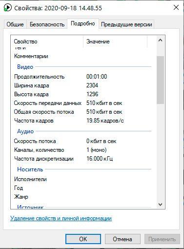 Качество разрешения 2K