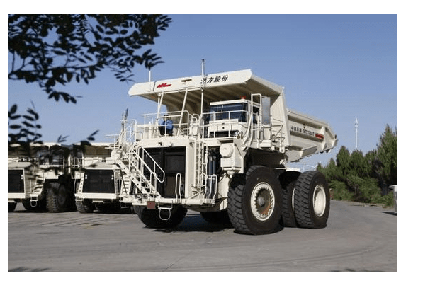 Unmanned Mining Vehicles