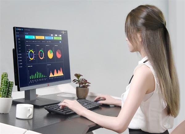 Ningmei CR600 desktop computer all-in-one