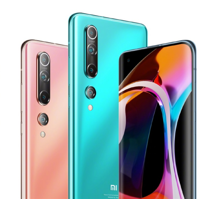 Xiaomi Mi 10 sales