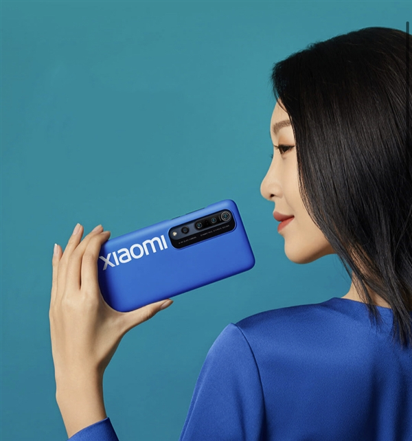 Xiaomi Mi 10 series ultra-light protective case