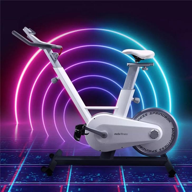Mobi Galaxy smart spinning bike