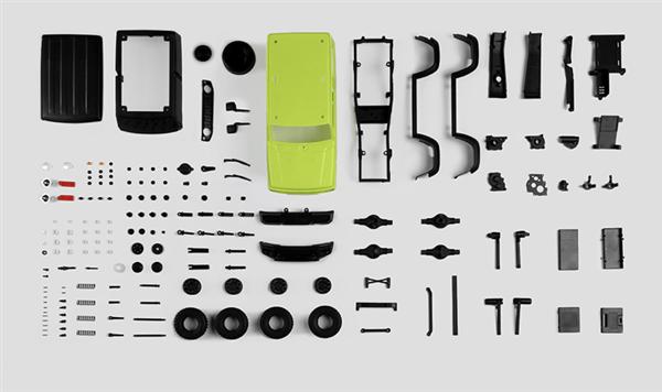 Xiaomi smart remote control car