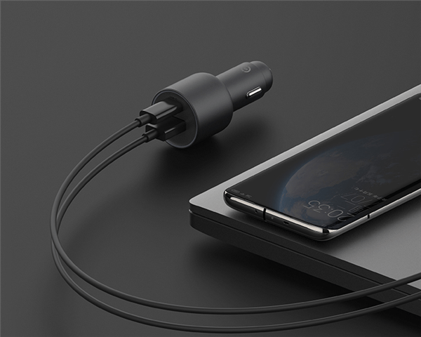 Xiaomi 100W car charger fast charging version