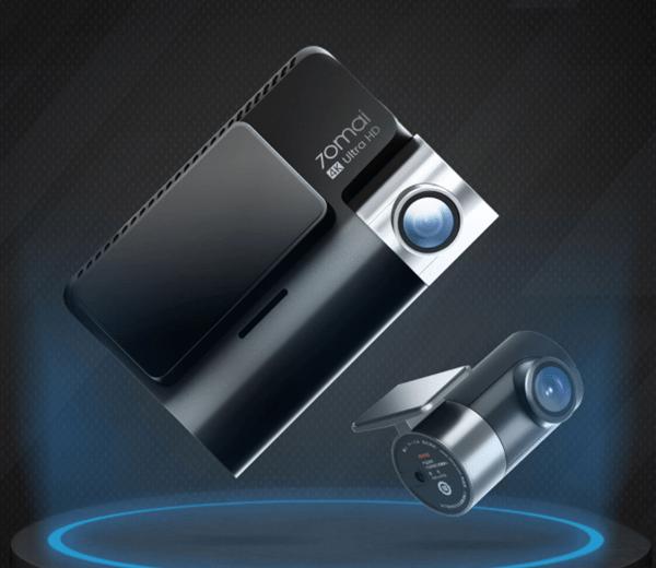70mai 4K smart driving recorder