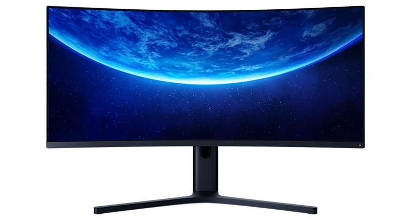 Xiaomi 34-inch gaming monitor