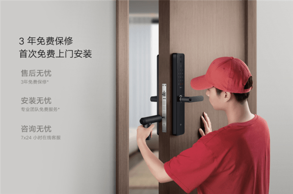 Xiaomi Mi Smart Door Lock Pro