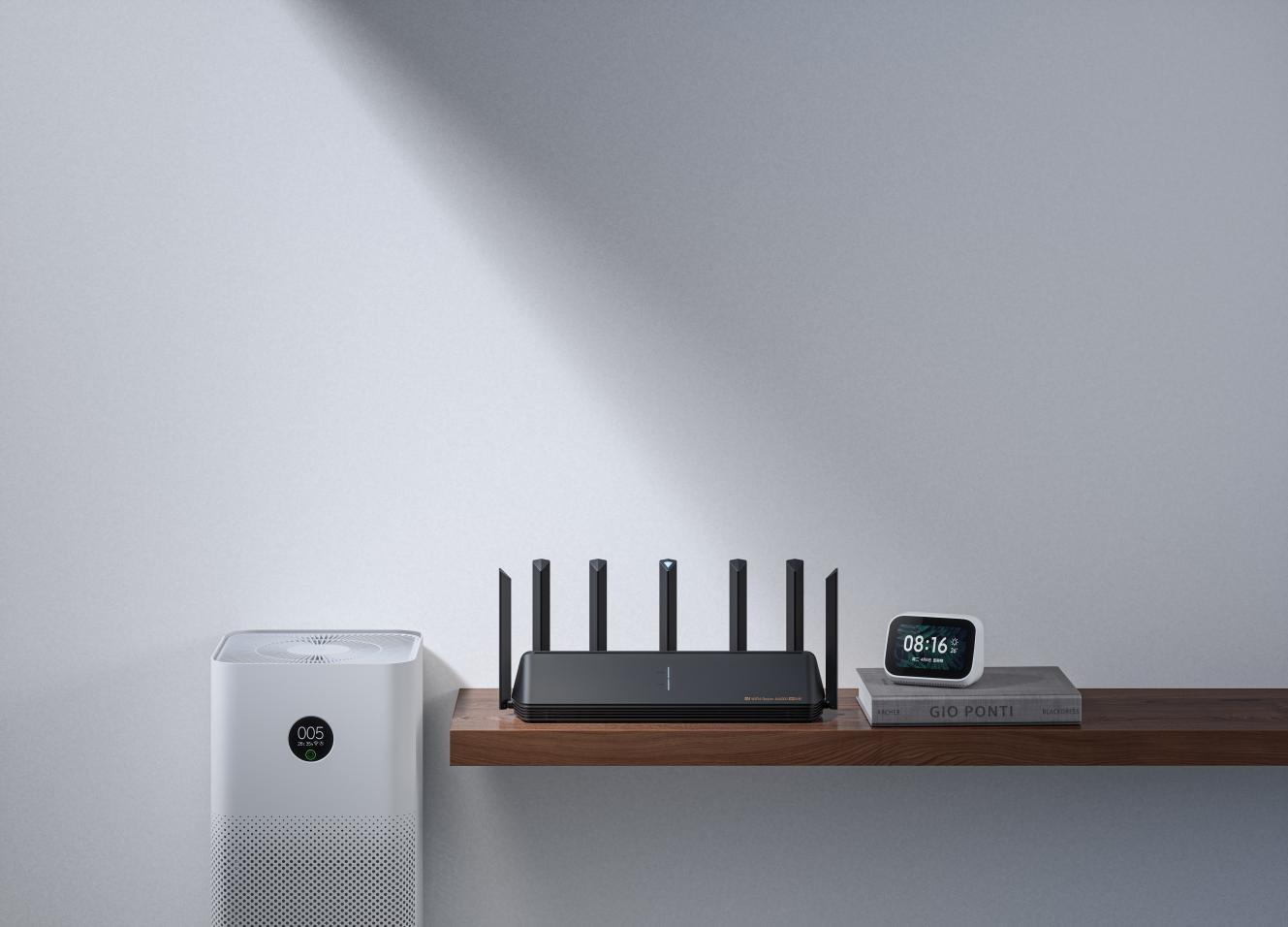 Xiaomi router AX6000