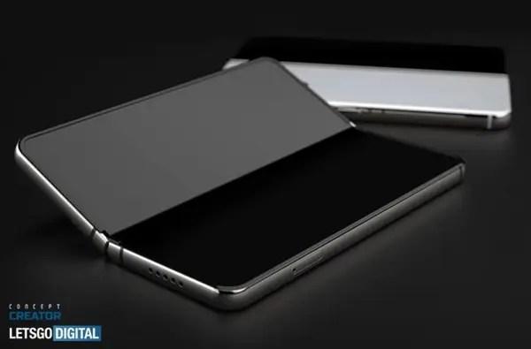 Samsun Galaxy Z Fold 3