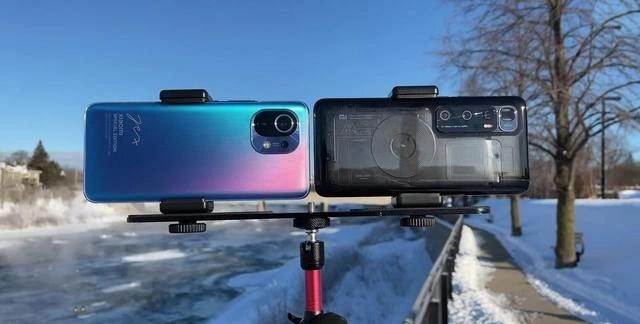 Xiaomi Mi 10 Ultra vs Xiaomi Mi 11 lei Jun Edition