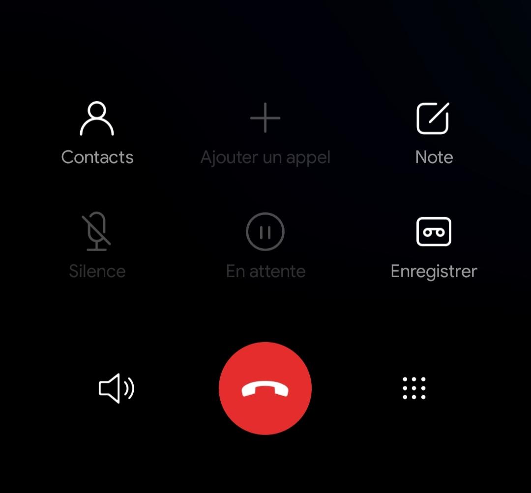 Xiaomi Mi 11 call recording
