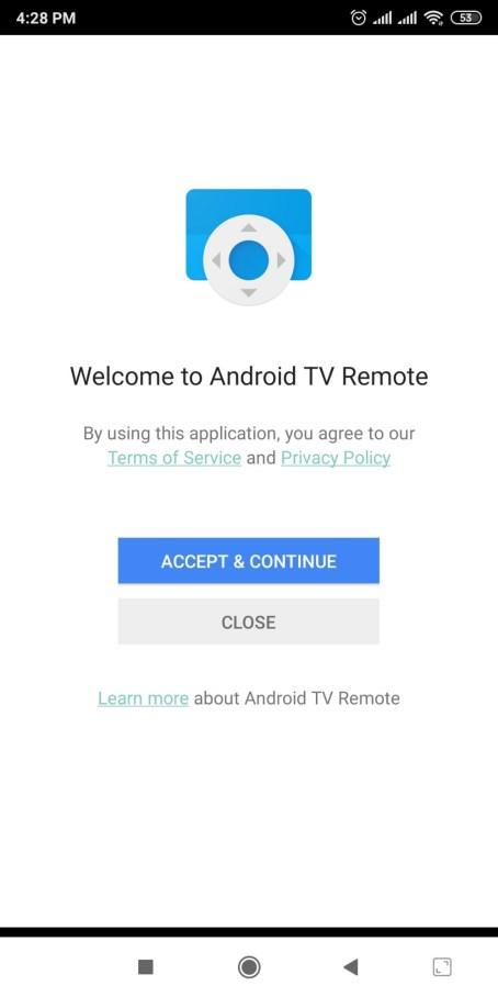 Xiaomi phone remote control