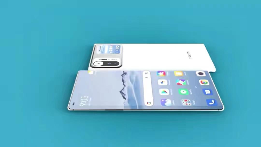 Xiaomi Mi 12 Ultra Shown In Renders Ahead Of Time