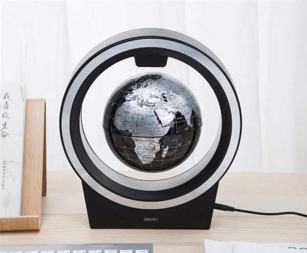 deli magnetic levitation globe