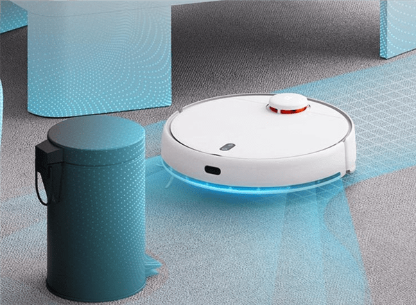 Mijia sweeping and dragging robot 2