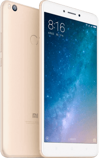 Ультратонкий смартфон Xiaomi Mi Max