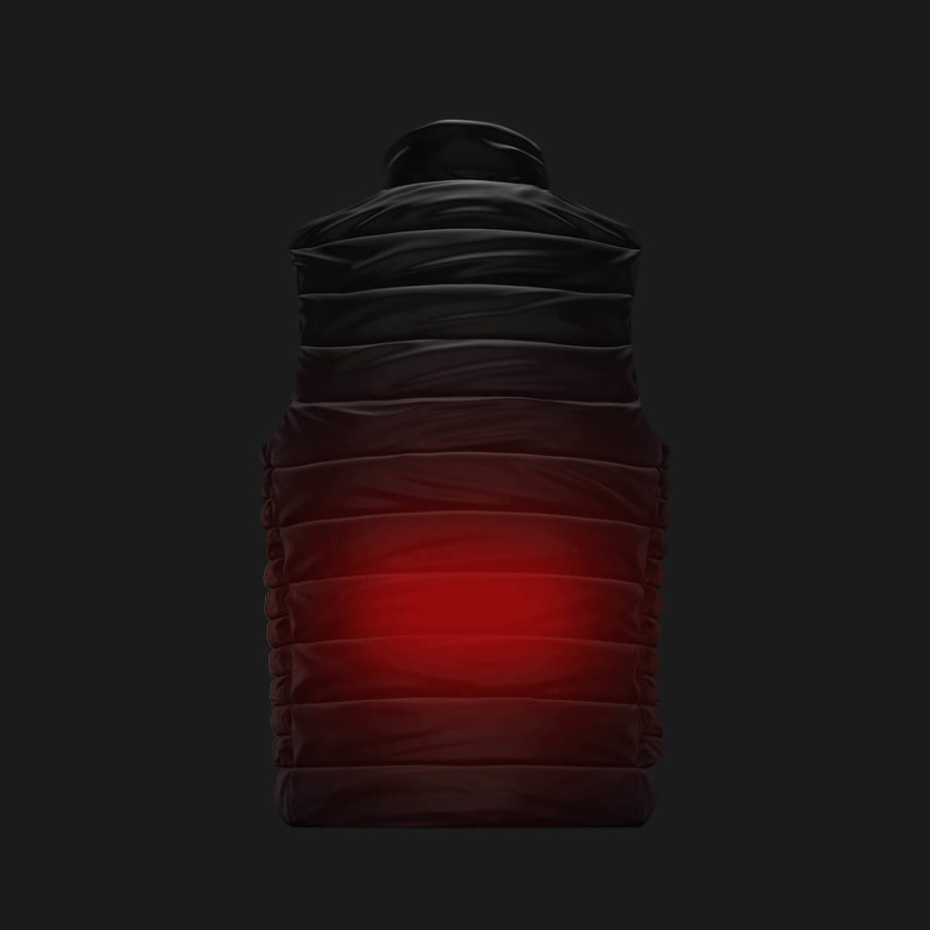 Buy The Xiaomi Cotton Smith Intelligent Heating Down Vest For $59.99
