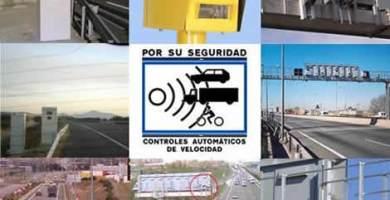 radares trafico