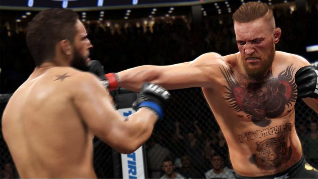 opinion juego ufc 2