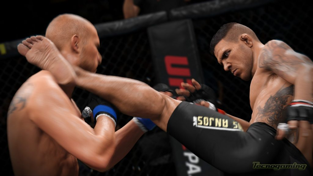 review juego ufc 2