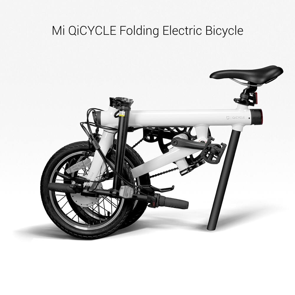 xiaomi qicycle bici electrica