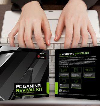 pack gaming revival kit nvidia