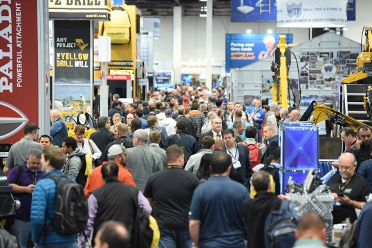 world_of_concrete_trade_show