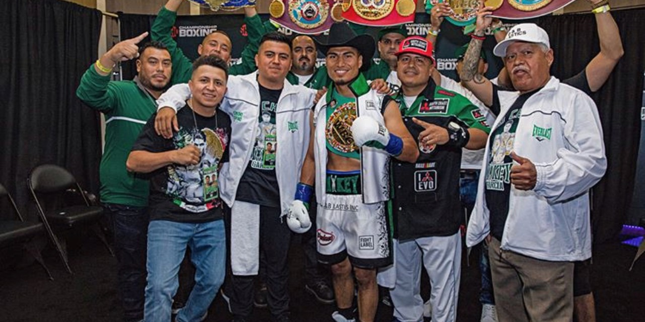 Mikey Garcia becomes unified lightweight champion with impressive win over Easter