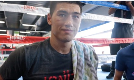 """I PREFER TO NOT FIGHT GUYS FROM SAME COUTRY AS ME"" – Dmitry Bivol on unification w Krusher"