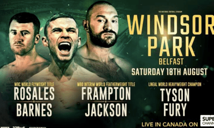 Carl Frampton vs. Luke Jackson: fight preview