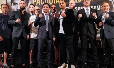 Pacquiao vs. Thurman: Experience vs. Youth