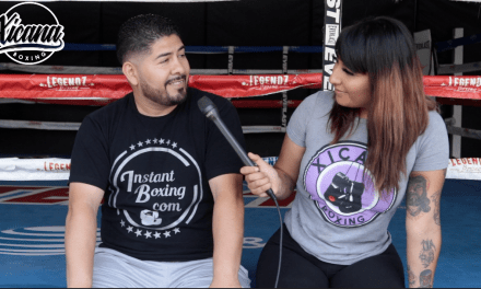 """COACH """"Estrellita"""" WEIGHS IN ON DOMINIC BREAZEALE LEAVING HIM AND MANNY ROBLES FOR VERGIL HUNTER"""