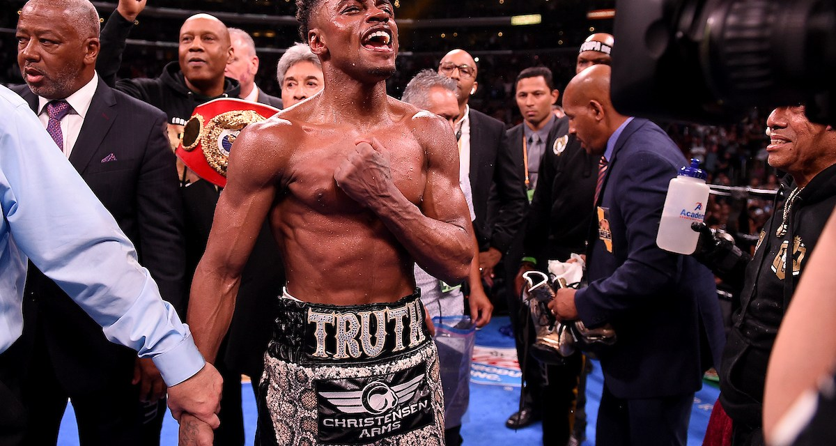Errol Spence Edges Out a Split-Decision Victory Against Shawn Porter to Become Unified Welterweight Champion