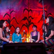 Mujeres de Maiz celebrates 18 years, hosts artivist concert, ceremony and festival