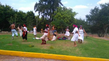 #AyoyotesOnTheGround ceremony in Jalisco, Mexico.