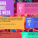 Indigenous Existance is Resistance in Texas: Yanaguana Indigenous People's Week
