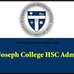 Saint Joseph College HSC Admission