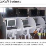 A New Page at I-Café 101