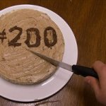 Posting My 200th Blog