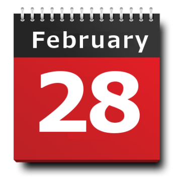calendardatefeb28