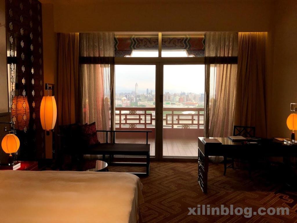 ザ・グランドホテル台北のプレステージ ホライズンルーム